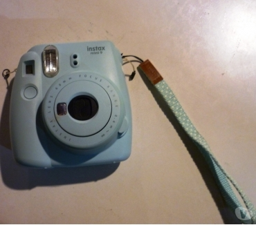 Fotos de CAMARA FUJIFILM INSTAX MINI 9 IMPECABLE!!