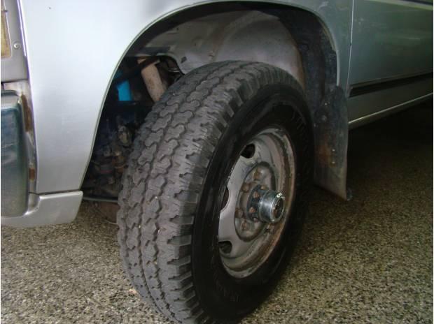 Nissan Doble Cabina 4x4 96 U Mano En Bah A Blanca