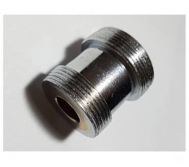 Fotos de Adaptador niple de llave derivadora p Canilla Rosca Ø24mm