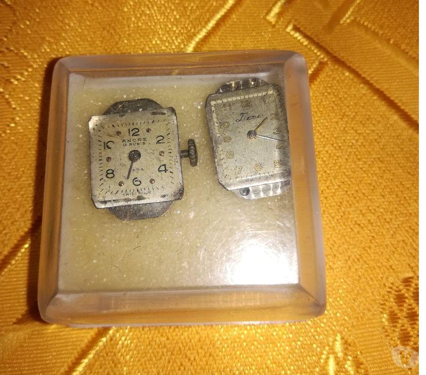 Fotos de VENDO 2 Máquinas reloj dama Suizo a cuerda, marcas Acre y Fi