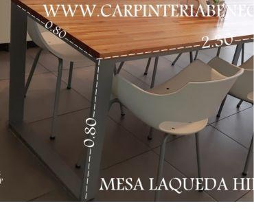 Fotos de mesas fabrica en mar del plata