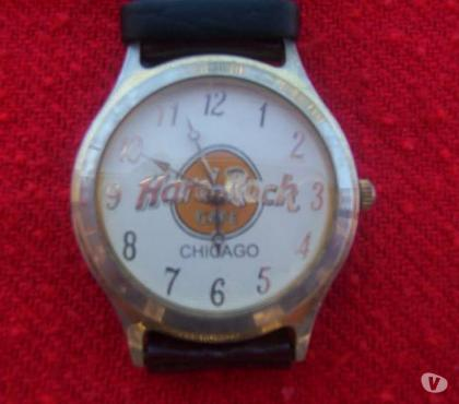 Fotos de reloj hard rock cafe chicago edicion ltda. made usa