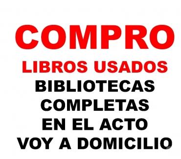 Fotos de COMPRO LIBROS USADOS RETIRO A DOMICILIO Te: 4863-1084