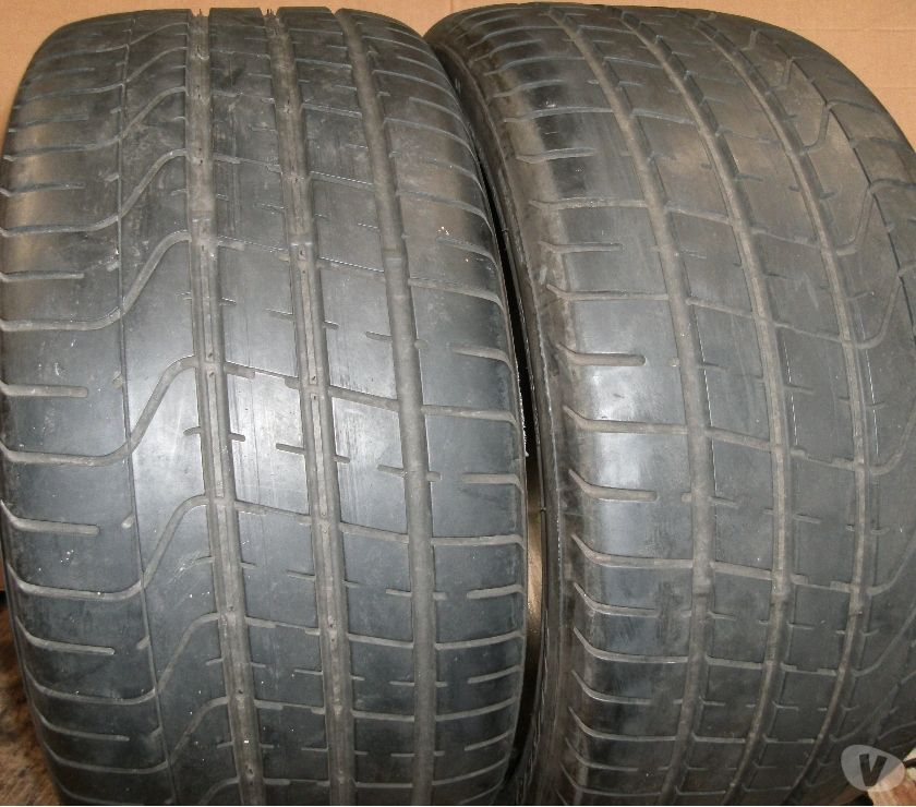 Autopartes-Repuestos-Servicios Capital Federal Saavedra - Fotos de Cubiertas Usadas 255-35-19 Pirelli P-Zero