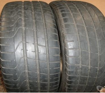 Fotos de Cubiertas Usadas 255-35-19 Pirelli P-Zero