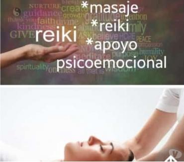 Fotos de MASAJES CON REIKI Y APOYO PSICO-EMOCIONAL