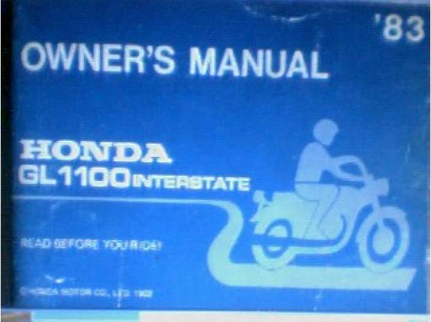 Fotos de MANUAL HONDA GOLDWING GL 1000 A 1800 CC TODA LA LINEA ENVIOS
