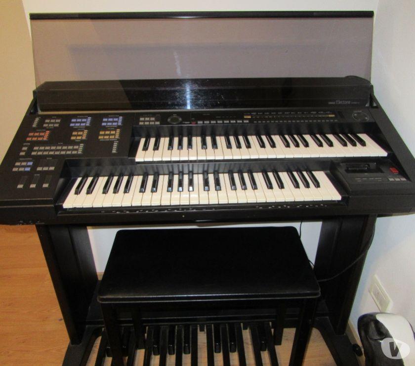 Instrumentos en Venta Capital Federal Balvanera - Fotos de Órgano Yamaha Electone HS-4 doble teclado