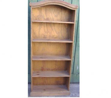 Fotos de Bibliotecas de madera
