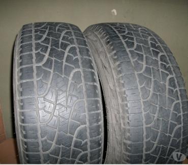 Fotos de Cubiertas Usadas 245-65-17 Pirelli Scorpion ATR