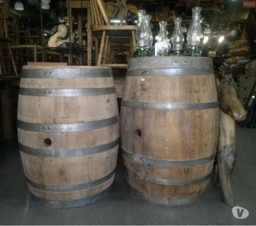 Fotos de Toneles barricas de robles originales