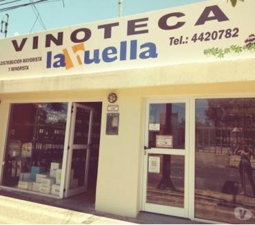 """Fotos de Consultora Vende fondo de comercio Vinoteca """"La Huella"""""""