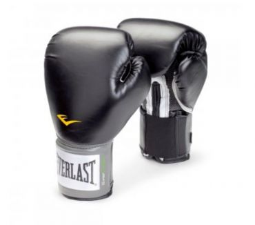 Fotos de GUANTES DE BOXEO EVERLAST PRO STYLE TRAINING GLOVES BLACK 12