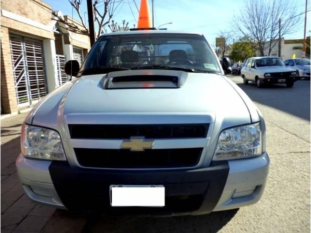 S10 Cabina Simple 2010 40000 Km En Bah A Blanca