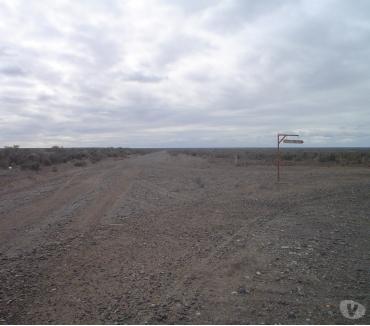Fotos de 10000 has ganaderas, minerales, eólico Puelen la Pampa