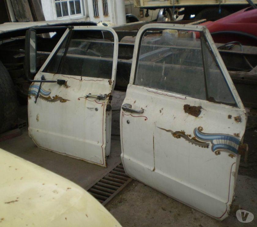 Autopartes-Repuestos-Servicios Mar del Plata - Fotos de Dos puertas de Chevrolet c10 o c60c70