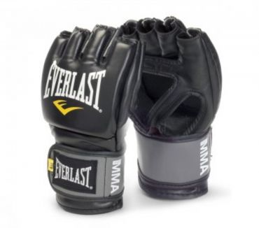 Fotos de GUANTES EVERLAST MMA PRO STYLE GRAPPLING GLOVES BLACK LXL