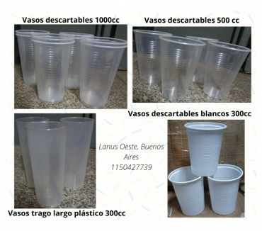 Fotos de VASOS AL POR MAYOR