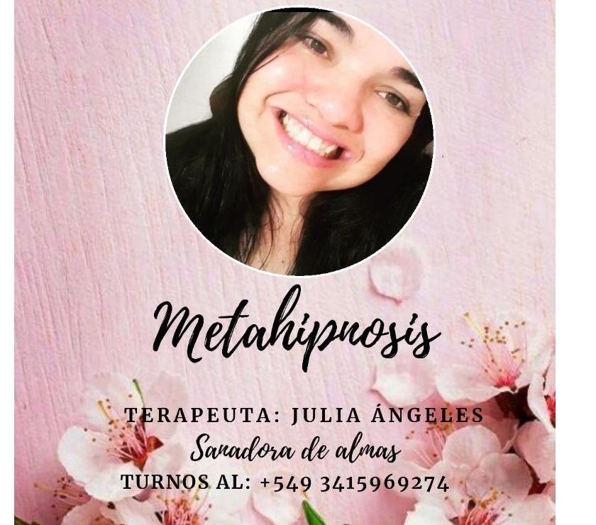 Fotos de SANACION CON METAHIPNOSIS TERAPEUTA JULIA ANGELES