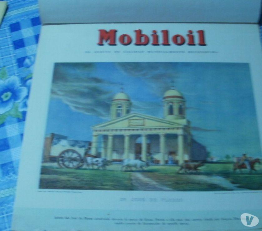 Fotos de Almanaque Mobiloil aprox. 19454647.