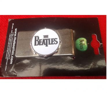 Fotos de CLIPS SUJETAR DINERO THE BEATLES APPLE CORPS. LIVERPOOL JOYA