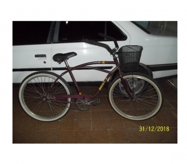 Fotos de vendo bicicleta playera