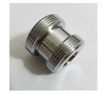 Fotos de Adaptador niple de llave derivadora p Canilla Rosca Ø 20 mm