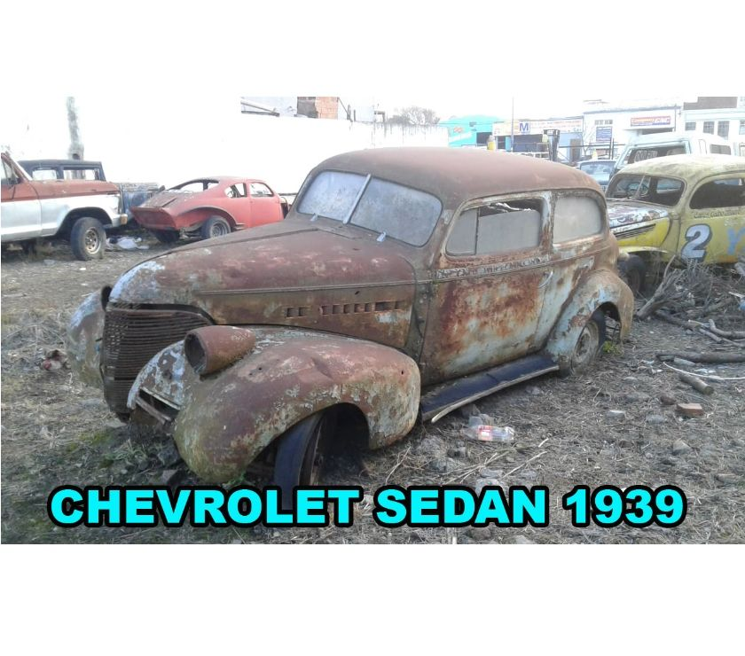 Autopartes-Repuestos-Servicios Mar del Plata - Fotos de Chevrolet sedan 1939