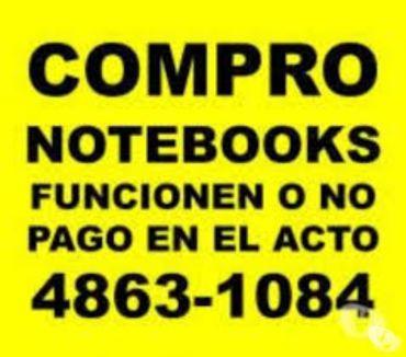 Fotos de Compro notebooks netbooks funcionen o no TE:4863-1084