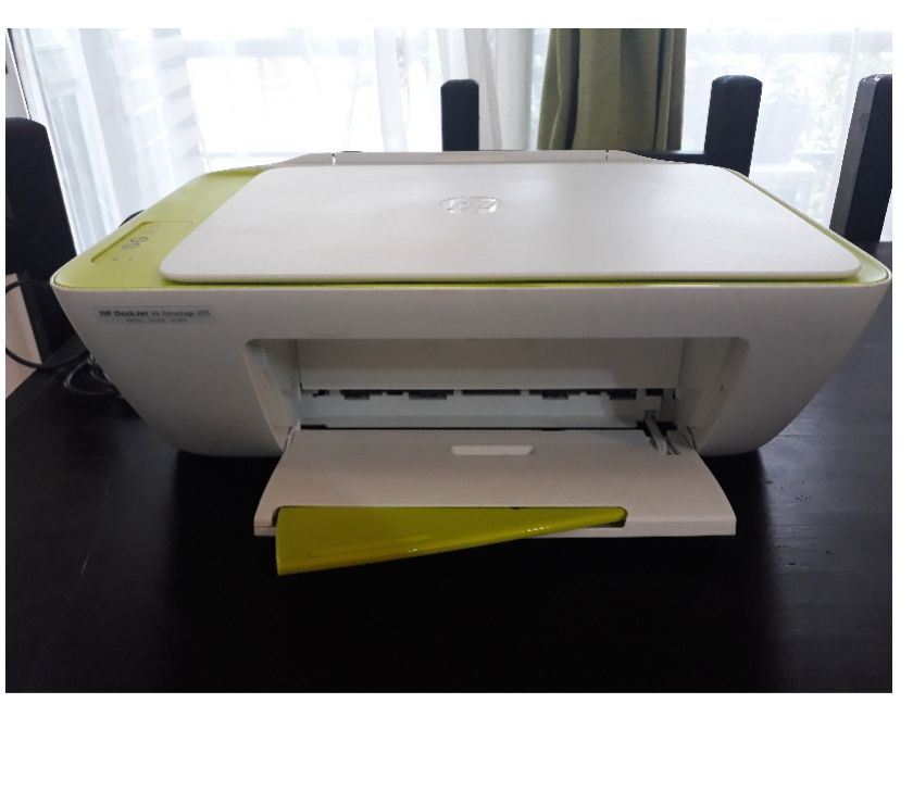 Fotos de Impresora Hp 2135 Multifuncion Deskjet Ink-