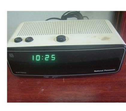 Fotos de RADIO RELOJ DESPERTADOR NATIONAL PANASONIC RC-300BS JAPAN