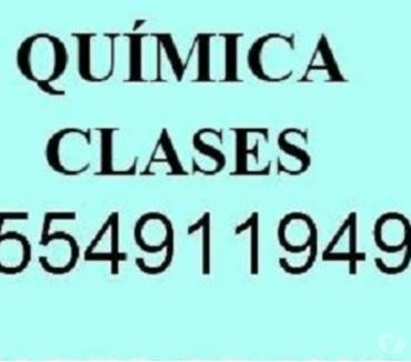 Fotos de Profesor Particular de Quimica Online Virtual Internet