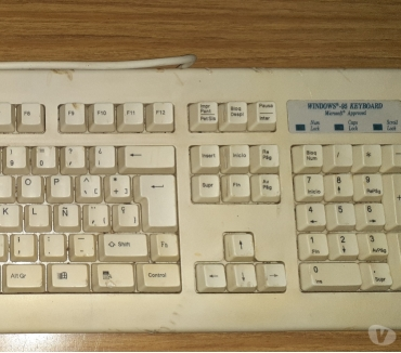 Fotos de teclado antiguo con resorte