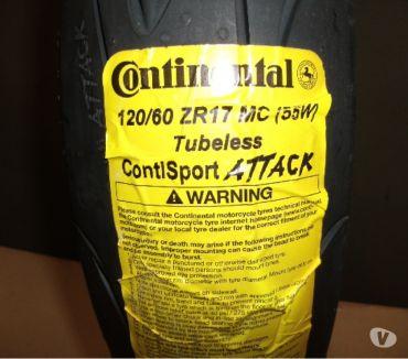 Fotos de Continental 120-60-17 ContisportAttack OKM. Germany