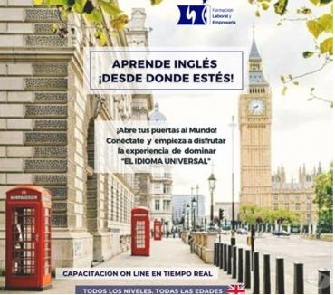 Fotos de INGLES A DISTANCIA (UNICO CON CLASES EN TIEMPO REAL)