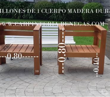 Fotos de SILLONES EXTERIOR FABRICA EN MAR DEL PLATA