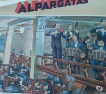 Fotos de Almanaque Alpargatas 1946.