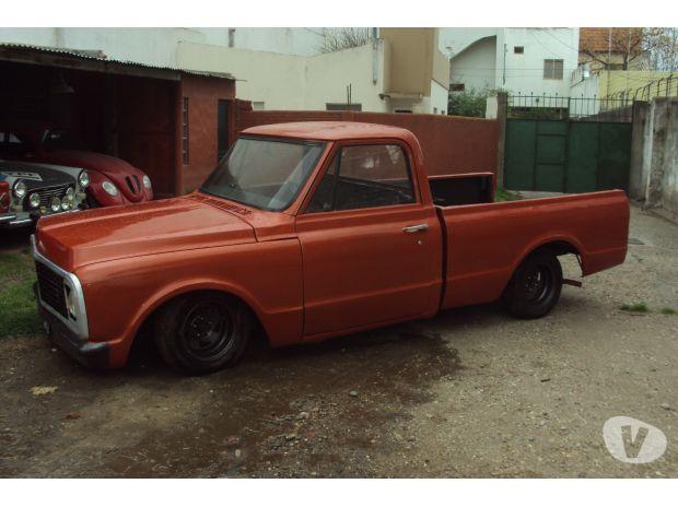 Chevrolet C10 72 En Bah A Blanca Camionetas Y Camiones
