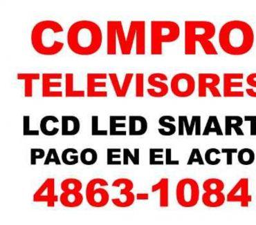 Fotos de COMPRO TELEVISORES LCD LED FUNCIONANDO TE:4863-1084