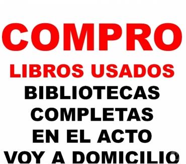 Fotos de COMPRO LIBROS USADOS Te: 15-62-68-55-86