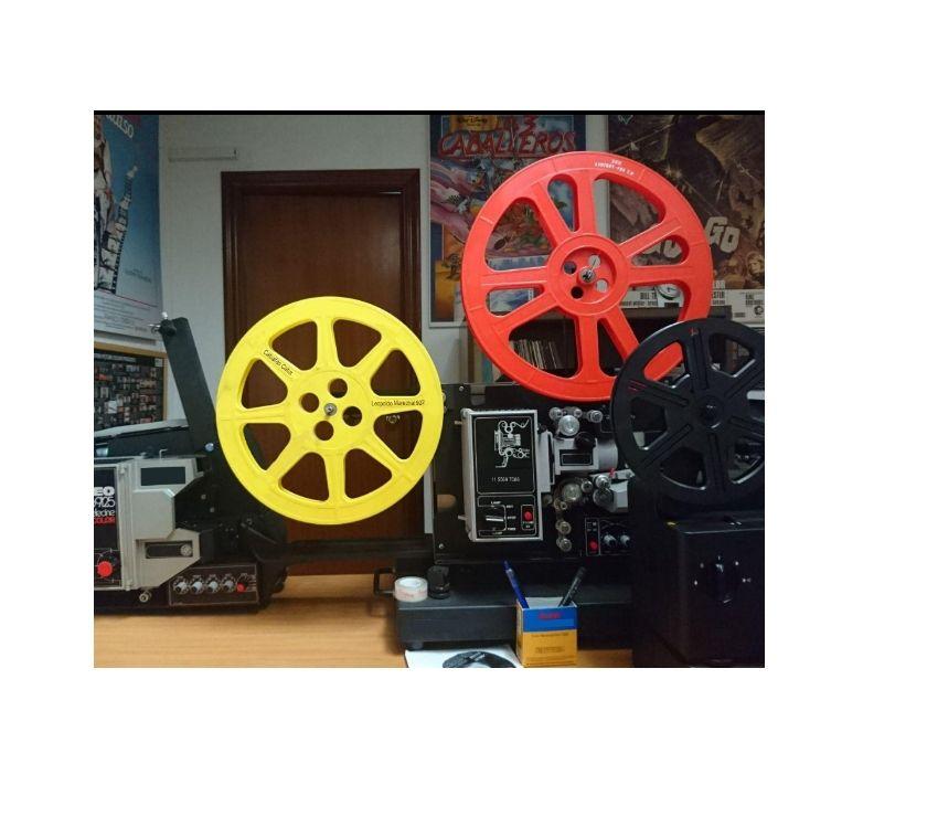 Fotos de Films Super 8mm 8mm a Digital.
