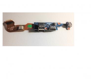 Fotos de Placa conectores USB y HDMI para NOTEBOOK Samsung R408 R410
