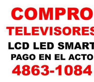 Fotos de COMPRO TELEVISORES LCD LED QUE FUNCIONEN TE:4863-1084
