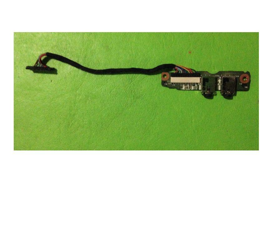 Fotos de Placa Audio HP COMPAQ F500 F700 Con Conector Pn : 32at1ab