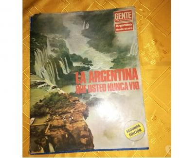 Fotos de La Argentina Que Usted Nunca Vio - Revista Gente año 1976