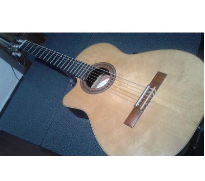 Fotos de Guitarra electroacústica Fonseca 41 Kec,Zurda,Villa gesell
