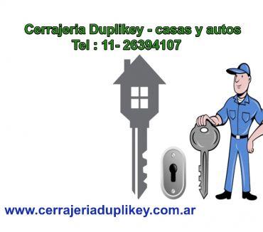 Fotos de Cerrajeria del automotor en San Miguel 11-2639-4107