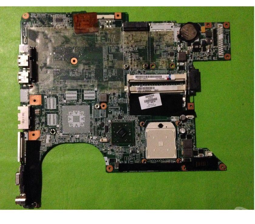 Fotos de MOTHERBOARD NOTEBOOK HP COMPAQ F700 F500 NO FUNCIONA