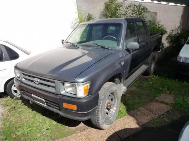 Toyota Hilux 4x4 1993 En Bah A Blanca Camionetas Y