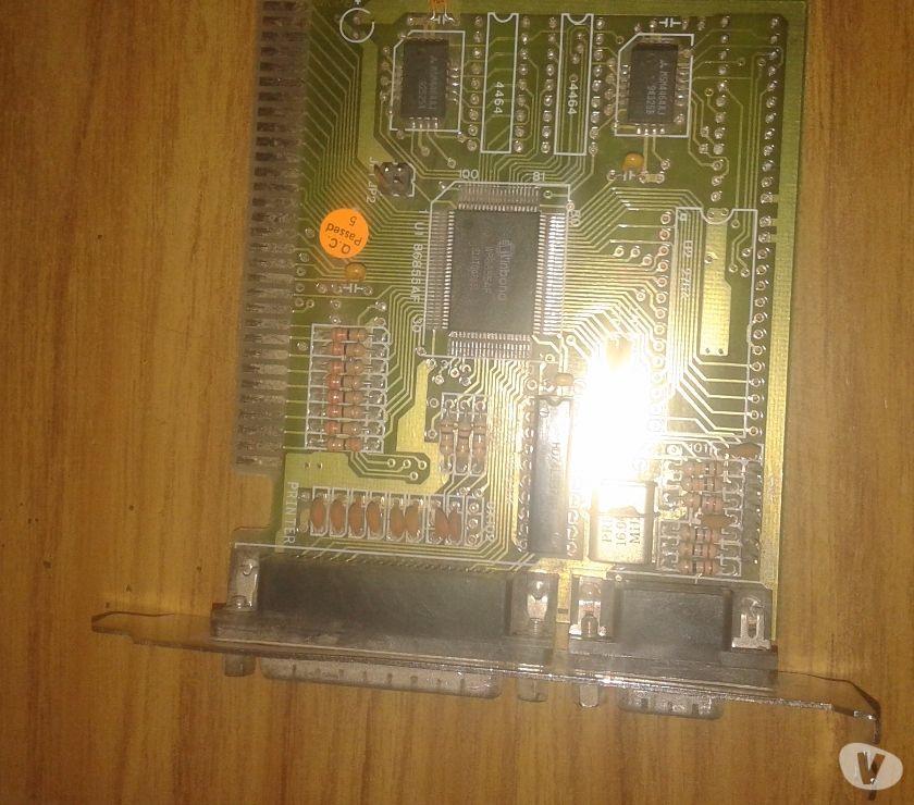 Notebook en Venta Bahía Blanca - Fotos de vendo placa de video isa para hercules